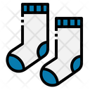 Socks Clothes Dress Icon
