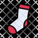 Socks Footwear Cloth Icon
