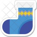 Christmas Stocking Socks Icon