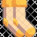 Socks Garment Clothing Icon