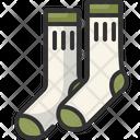 Socks Clothes Feet Icon