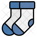 Clothes Dress Socks Icon