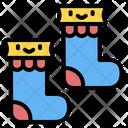 Socks Baby Socks Kid And Baby Icon