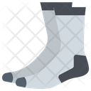Footwear Socks Clothes Icon