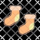Socks Fashion Clothes Icon
