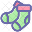 Sock Christmas Holiday Icon