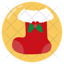 Socks Christmas Winter Icon