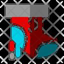 Socks Warm Symbol Icon