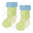 Socks Winter Nature Icon