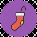 Socks Christmas Xmas Icon