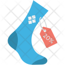 Socks For Sale Icon