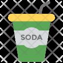 Soda Drink Soft Icon