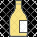 Soda Bottle Wine Icon