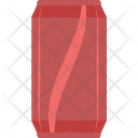 Soda Tin Tin Pack Cola Can Icon