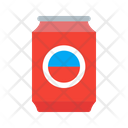 Beverage Can Cocktail Icon