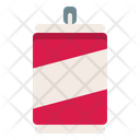 Soda Canned Drink Icon