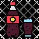 Soda Bottle Cola Icon