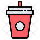 Soda Cup Paper Icon