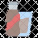Soda Soft Drink Bottle Icon
