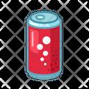 Soda Food Cola Icon
