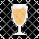 Glass Soda Beverage Icon