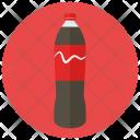 Soda Bottle Drink Icon