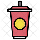 Soda Summer Drink Icon
