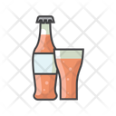 Soda Bottle Alcohol Bottle Soda Icon