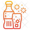 Soda Bottle Soda Beverage Icon