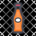 Soda Bottle Drink Bottle Cold Drinks Icon