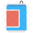 Soda Can Fizzy Icon