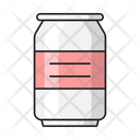 Drink Beverage Can Icon