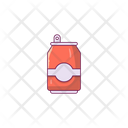 Energydrink Can Juice Icon