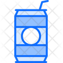 Soda Can Can Soft Drink Icon