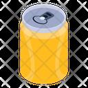 Soda Tin Soda Can Pop Drink Icon