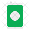 Soda Can Tin Pack Beverage Icon