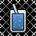 Soda Glass Icon