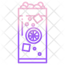 Soda Glass Icon
