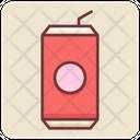 Soda Tin Soda Can Cold Drink Icon