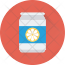 Cola Tin Pack Icon