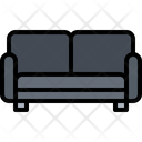 Sofa Couch Furniture Icon