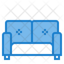 Sofa Couch Household Icon