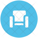 Sofa Armchair Furniture Icon