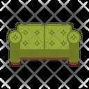 Sofa Sofaset Couch Icon