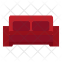 Furniture And Household Couch Relax Icon