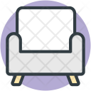 Sofa Couch Settee Icon