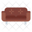 Isofa Bed Couch Icon