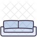 Sofa Sit Home Icon