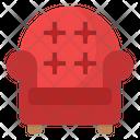 Armchair Sofa Relax Icon