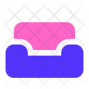 Furniture Sofa Chair Icon